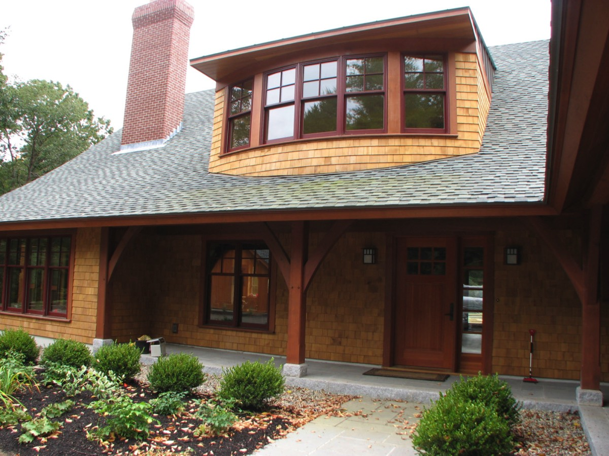 Mink Hill Timber Frames - Designer, Builder - Post & Beam