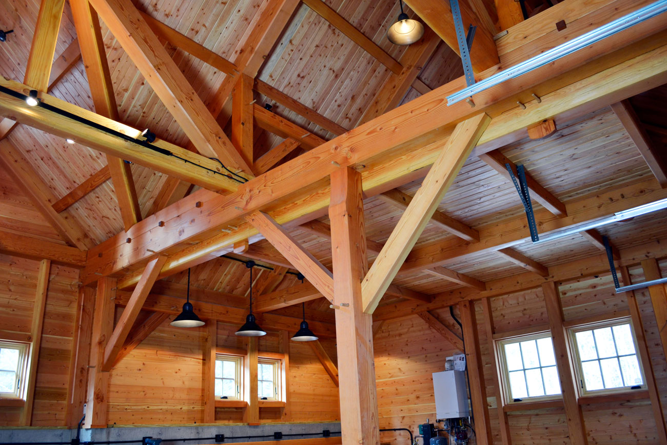 Mink Hill Timber Frames - Post & Beam designer, builder